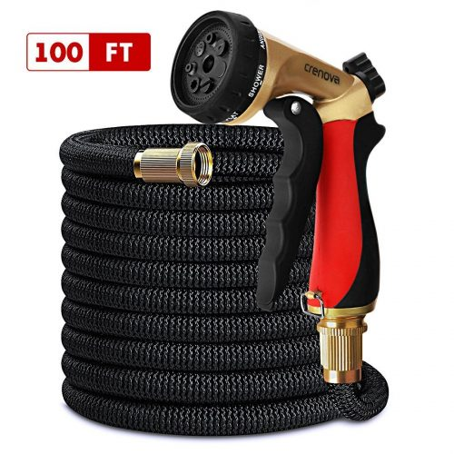 Crenova 100ft garden hose Expandable