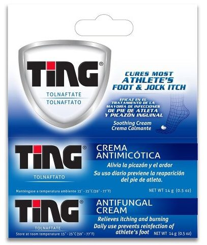 Ting Antifungal Cream