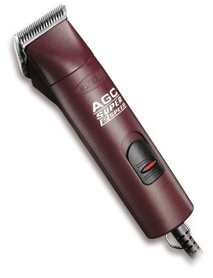 Andis UltraEdge Super 2-Speed Detachable Blade Clipper, Professional Animal Grooming, AGC2