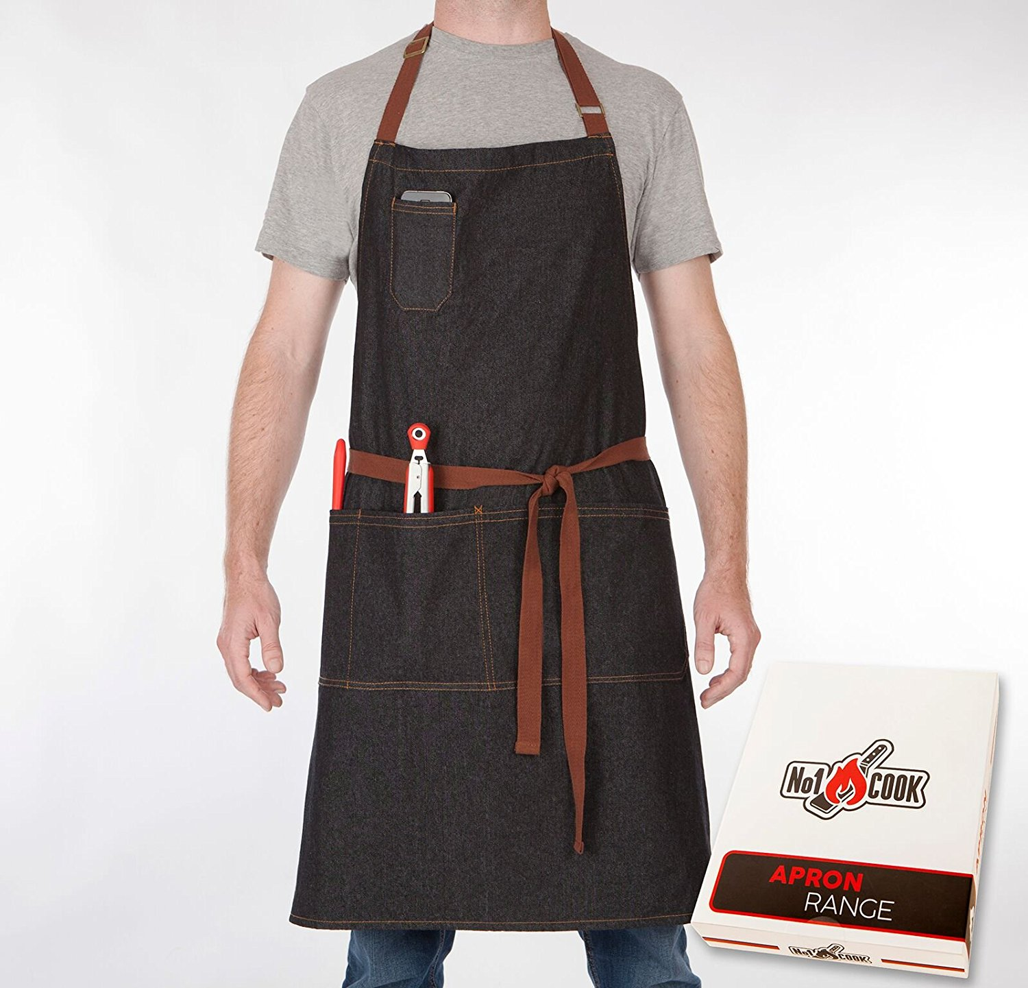 2. Chef Apron by No1Cook