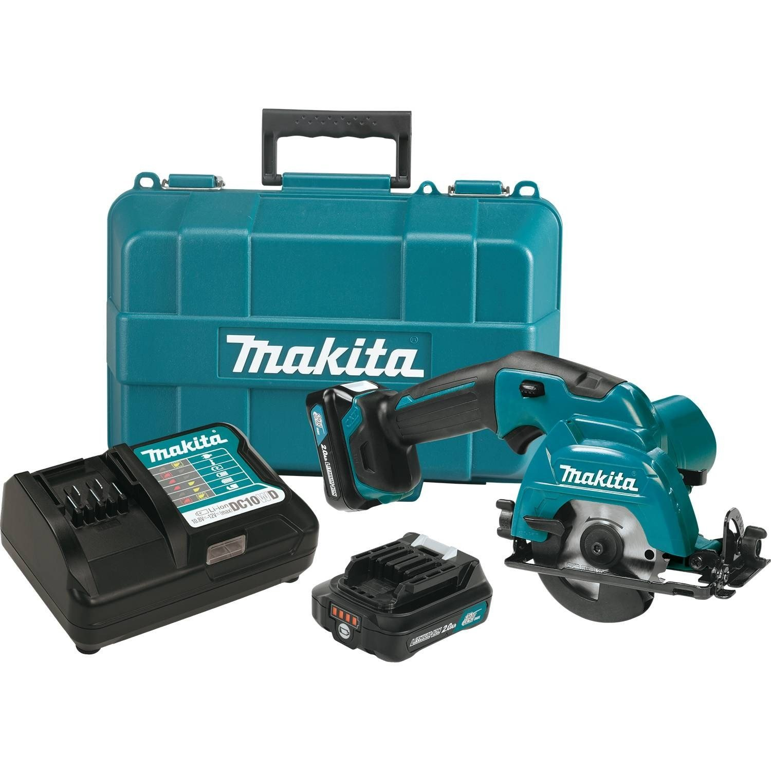 5. Makita Cordless Circular Saw kit (SH02R1)