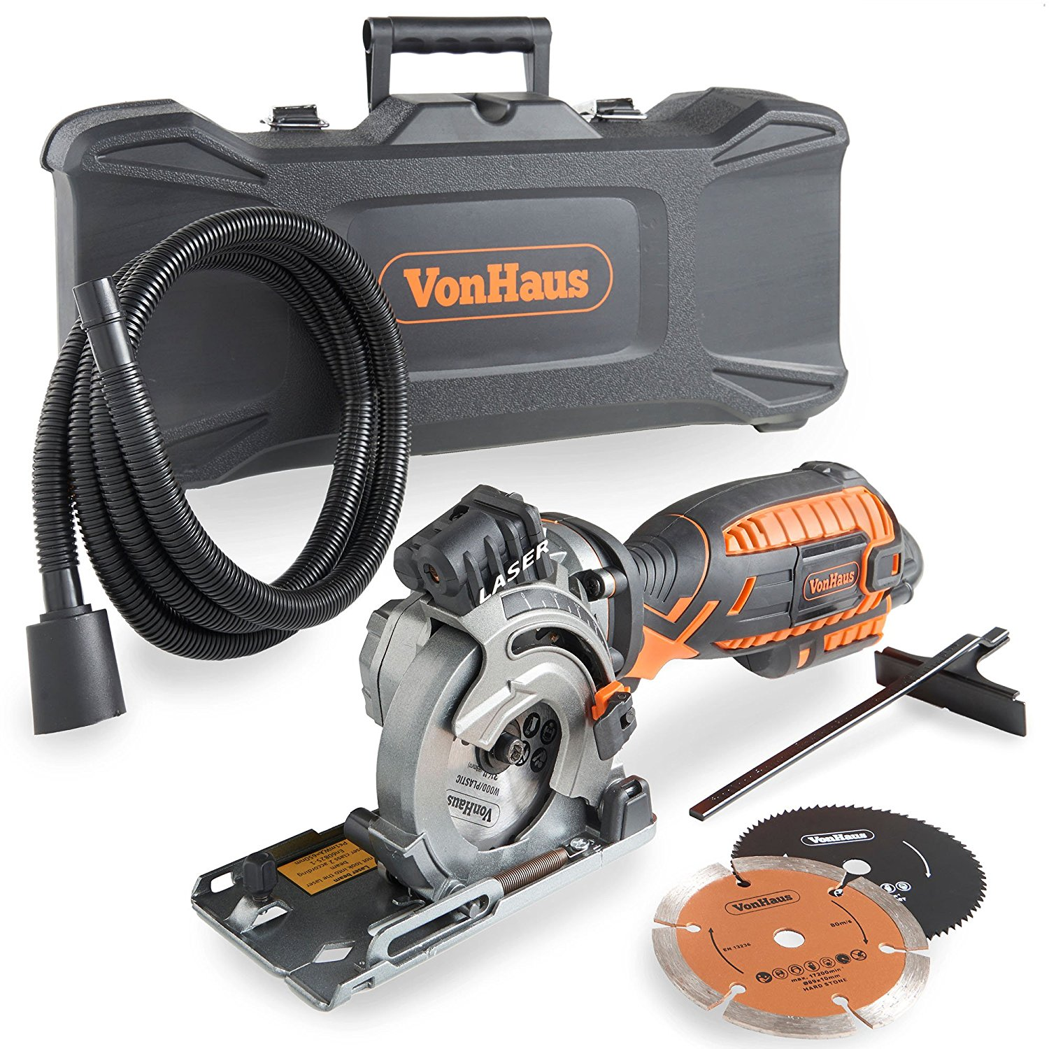 7. VONHAUS Corded Circular Saw