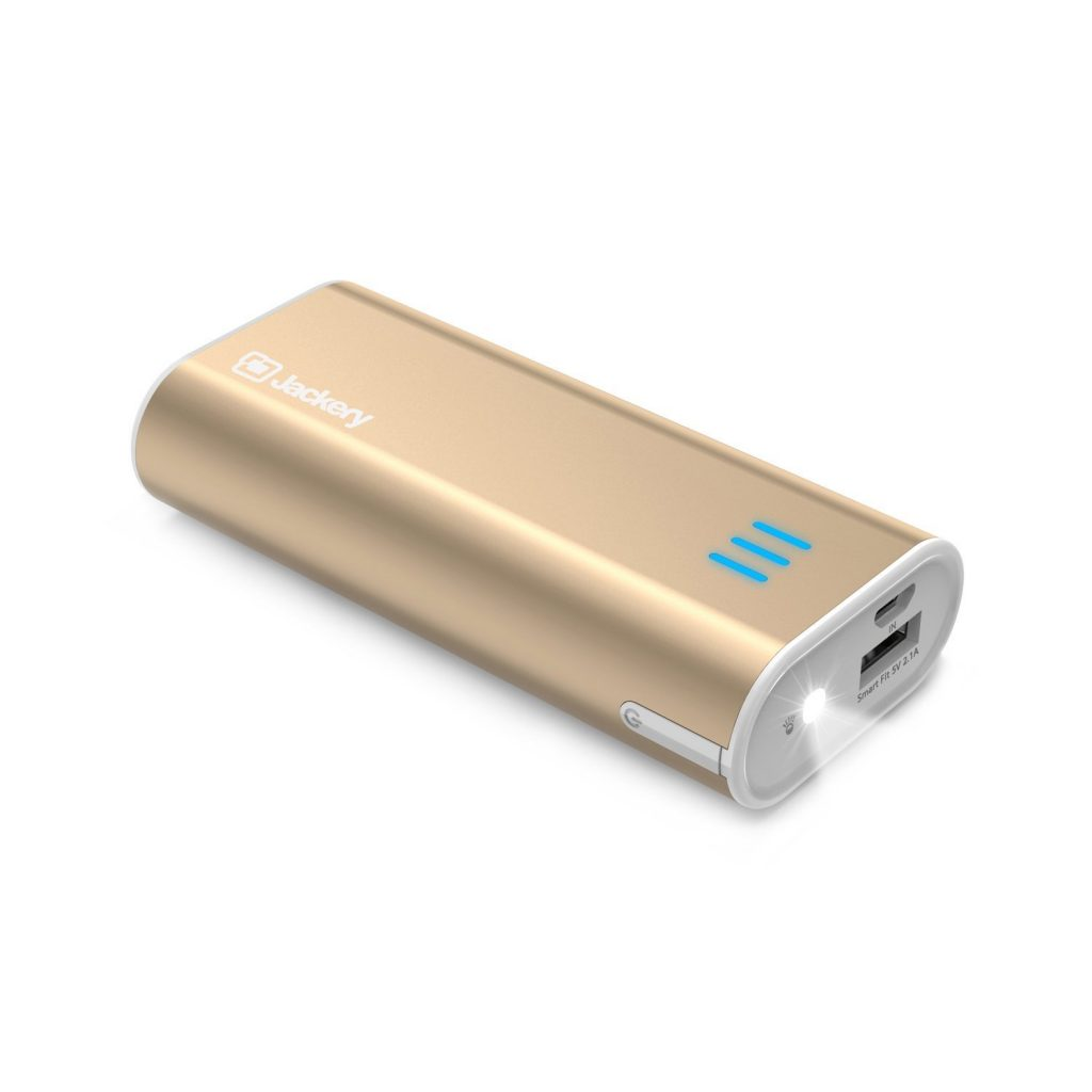 Jackery Bar Pocket-sized 6000mAh Ultra Compact Portable Charger
