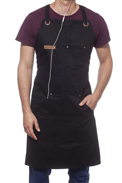 8. MENT Trends Professional Cooking Apron