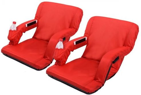 AceLife Stadium Seat Portable Reclining