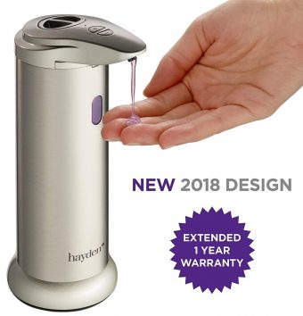 Hayden Automatic Soap Dispensers