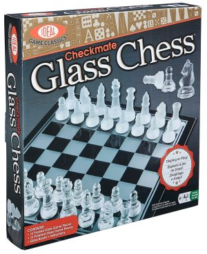 Ideal-glass-chess-sets