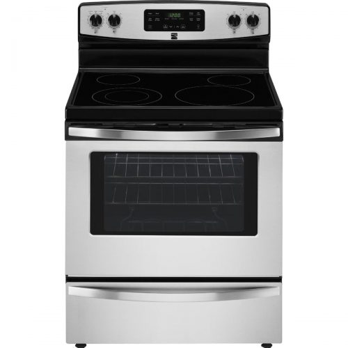 Kenmore 94173 5.3 cu. ft. Self Clean Electric Range in Stainless Steel