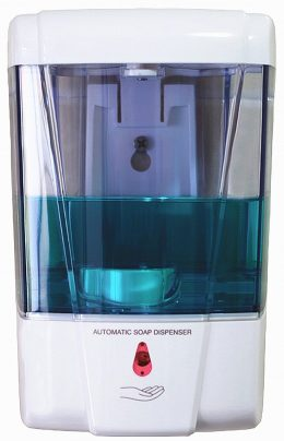 Naiver-automatic-soap-dispensers