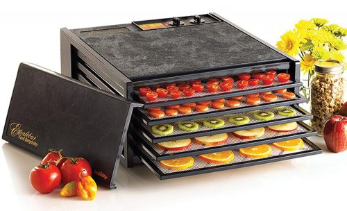 Excalibur 3526TB 5-Tray Electric Food Dehydrator