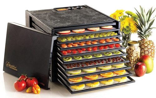 Excalibur 3926TB 9-Tray Electric Food Dehydrator-Excalibur Food Dehydrators