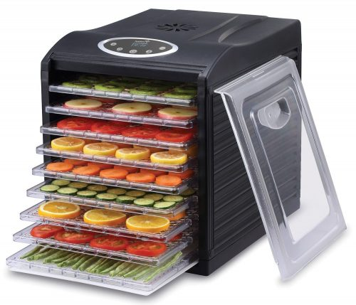 Ivation 600w Electric Food Dehydrator Pro