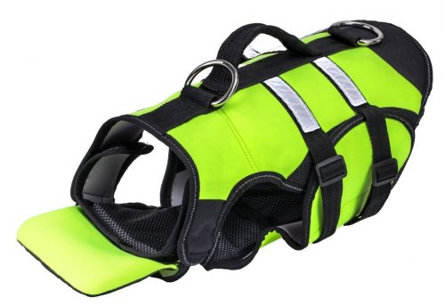 Pawaboo Dog Life Jacket, Duarable Adjustable Soft