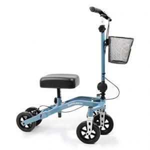 Swivelmate Knee Walker with Basket