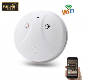 Wifi Hidden Spy Camera
