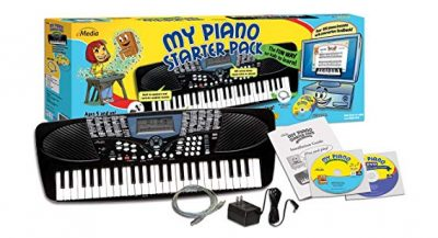 9. eMedia My Piano Starter Pack for Kids