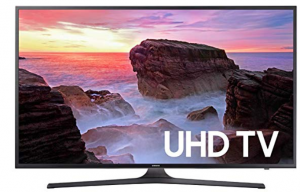 Samsung Electronics UN65MU6300 65-Inch 4K Ultra HD Smart LED TV