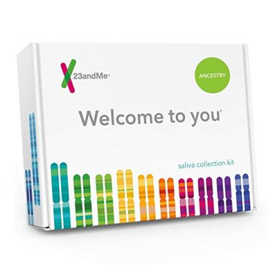 9. 23andMe DNA Test Kit