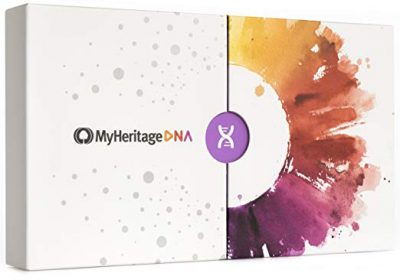 7. MyHeritage DNA Test Kit