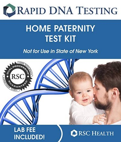 6. Rapid Paternity DNA Test Kit