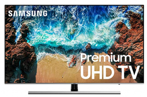 "Samsung UN82NU8000 Flat 82"" 4K UHD 8 Series Smart LED TV"