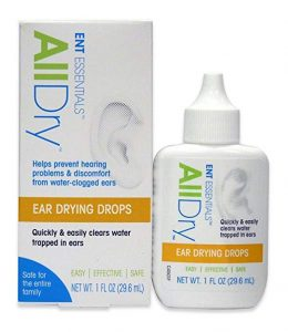 ENT Essentials All Dry Ear Drying Drops