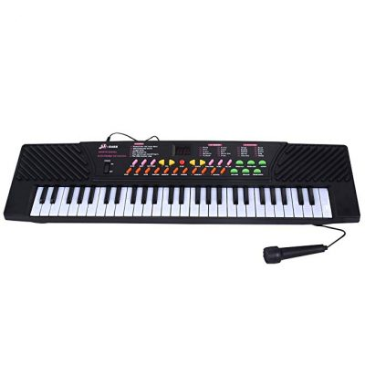 7. New 54 Keys Music Electronic Keyboard