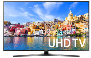 Samsung UN65KU7000 65-Inch 4K Ultra HD Smart LED TV