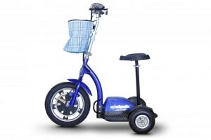 E-Wheels, EW-18 Stand n Ride Scooter 3-Wheel