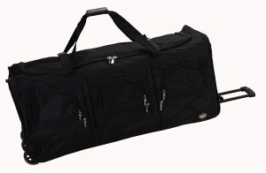Rockland Luggage 40 Inch Rolling Duffle Bag