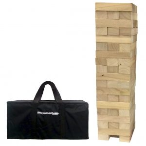 EasyGO Large Stack & Tumble Giant Wood Stacking