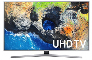 Samsung Electronics UN65MU7000 65-Inch 4K Ultra HD Smart LED TV