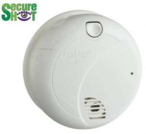 Covert Hidden Camera Smoke Detector