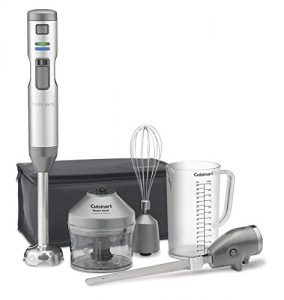 Cuisinart CSB-300 Smart Stick Variable Speed Cordless Rechargeable Hand Blender