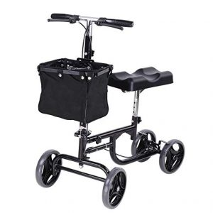 AW Adjustable Knee Scooter Walker