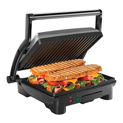 10. Chefman Panini Press Grill and Gourmet Sandwich Maker