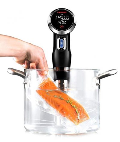 3. Chefman Sous Vide Immersion Circulator