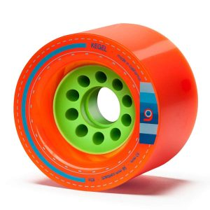 Orangatang Kegel 80 mm Downhill Longboard Skateboard Cruising Wheels