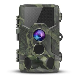 VICTONY Trail Camera, 1080P HD Wildlife Game Hunting Camera with Motion Activated Night Vision