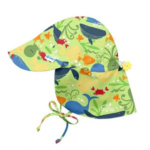 i Play. Baby Boys' Flap Sun Protection Hat