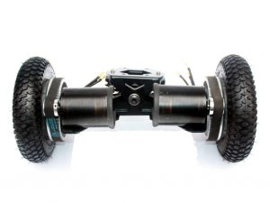 4 Wheels Off Road Skateboard 11 Inch Truck