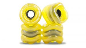 Shark Wheel California Roll 60mm 78a All Terrain Skateboard Wheels