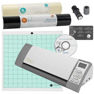 Silhouette Cameo Material Cutting Printer