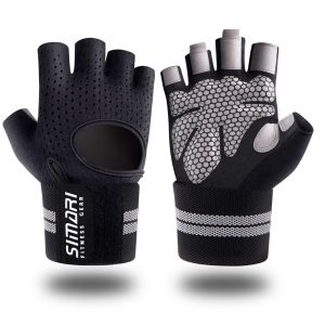SIMARI Workout Gloves Women Men,Training Gloves