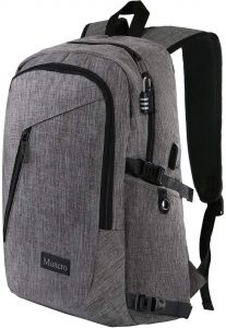 Laptop Backpack, Travel Computer Bag for Women & Men