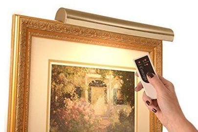 Cordless Picture Light Remote