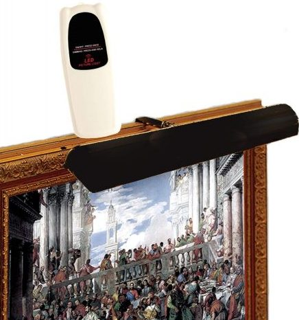 Cordless Picture Light