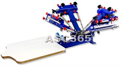 2. Screen Printing Equipment
