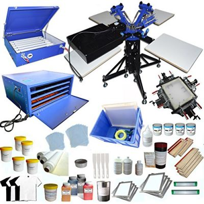 1. Screen Printing Kit