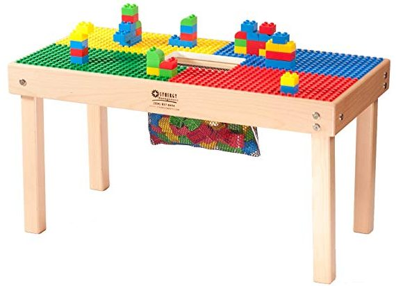 HEAVY DUTY DUPLO COMPATIBLE TABLE